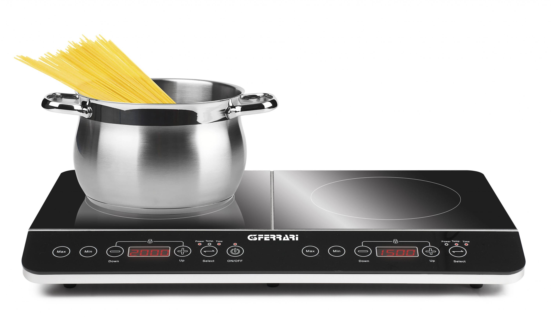 Hi tech chef fornelli elettrici linea cottura g3ferrari - Piastra induzione portatile ...