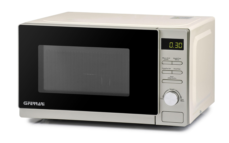 Sapormio digital forni microonde cottura g3ferrari for Cottura microonde