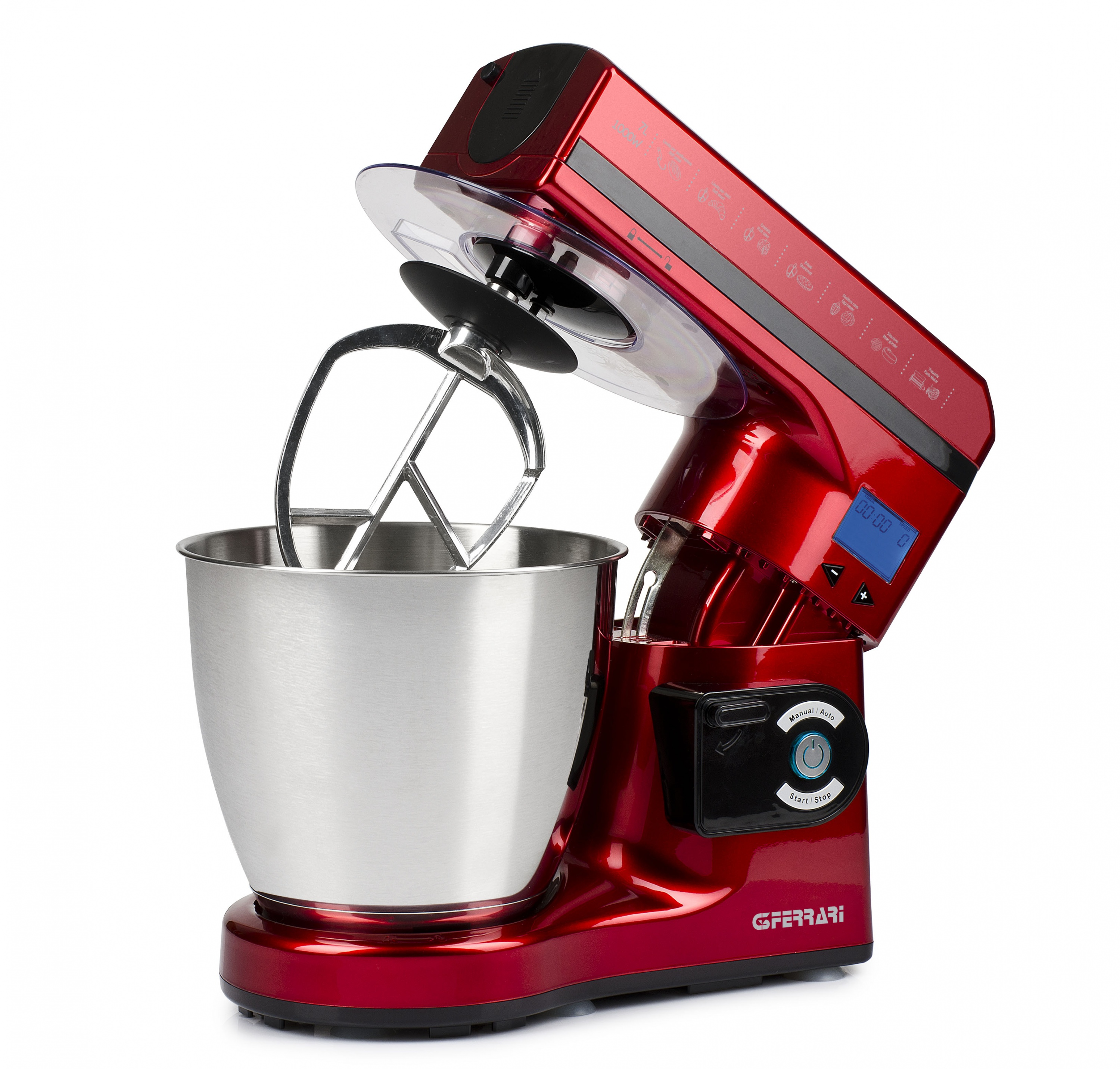 Pastaio | Professional stand mixers | Food preparation | G3Ferrari