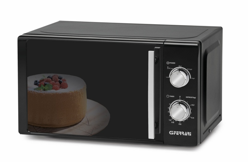 Allblack forni microonde cottura g3ferrari for Cottura microonde